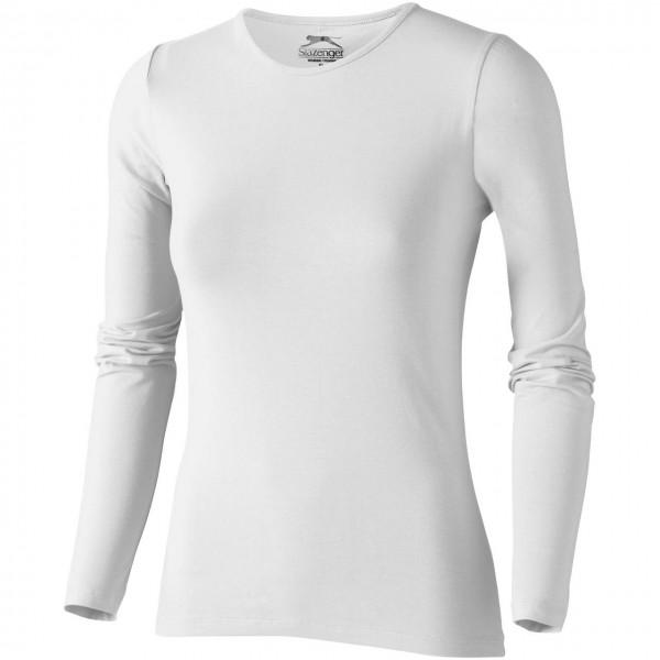 curve t-shirt, langärmliges T-Shirt, T-Shirt, T-Shirts, Top, Tops, Oberteil, Oberteile